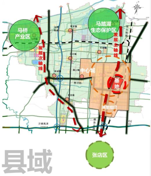 桓台新布局,崛起宜居东城