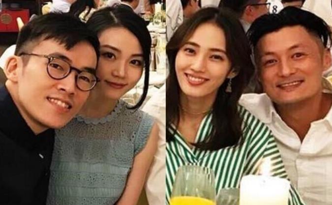 又发糖!余文乐大方携女友王棠云参加好友婚礼