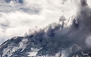 智利奇廉火山喷发