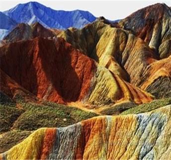 地质独特之美: 丹霞地貌 最通俗的讲解