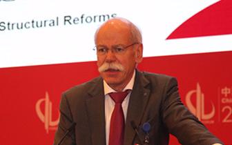 奔驰全球CEO:准备在北京建立第二个生产基地