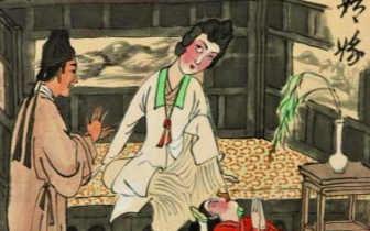 聊斋百图 用水墨叙事 画中国故事