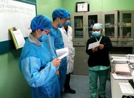 武汉医生除夕赴松滋救人 将女患者从死亡线拉回