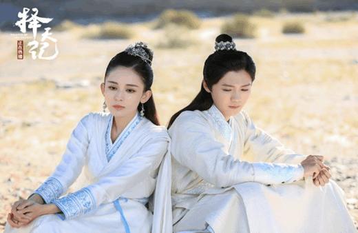 《择天记》曝角色特辑 展现娜扎如何爱上鹿晗
