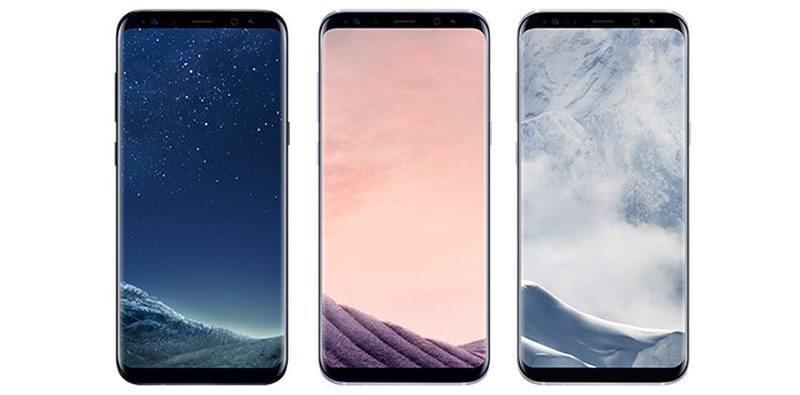 三星称Galaxy S8很火:预定量比S7多了30%