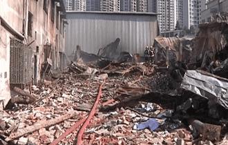 佛山一厂房失火致4死2伤 出租方被罚60万元