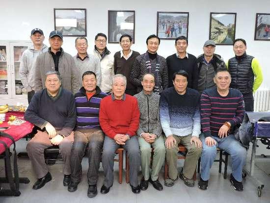 北京工人队重聚