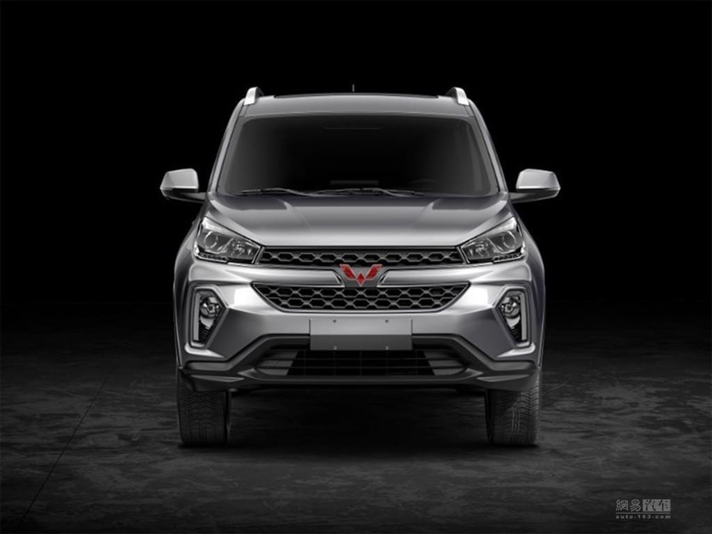 即将发布/或为7座 五菱全新SUV官图发布