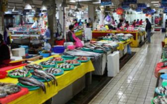休渔期将至 福州部分水产价格环比上涨10%~20%