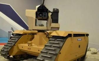 无人战车SARP-UGV :土耳其与马来西亚联合打造