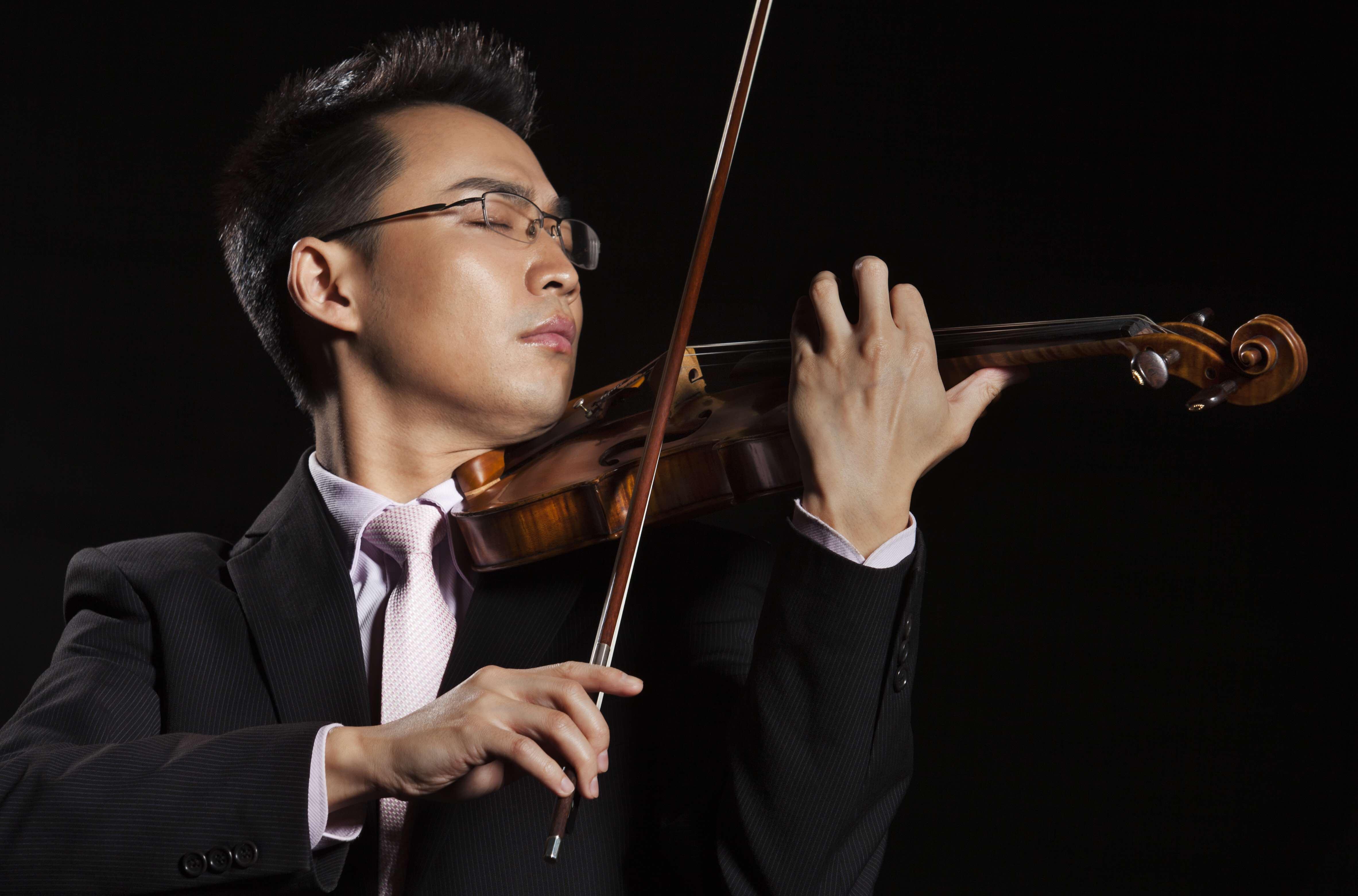 青年小提琴家高参