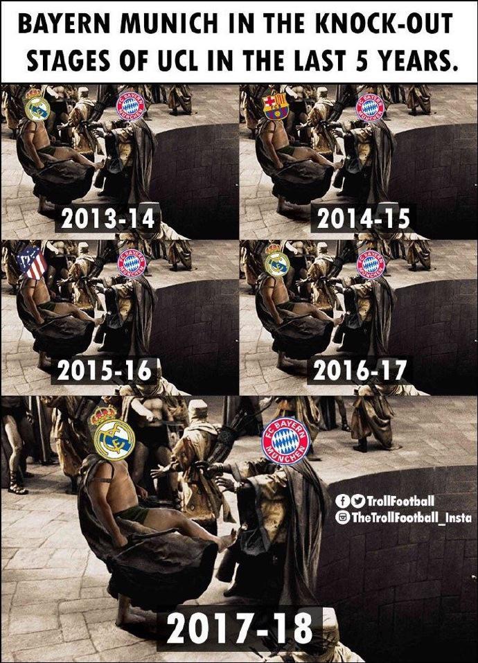 拜仁哭着做完《5年西甲3年皇马》,手握11个三旬老汉,夏天搞个亿元超巨?