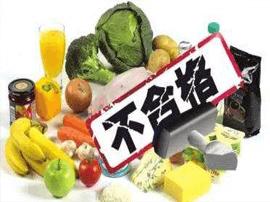 省食药监:膨化食品、水果制品等6批次食品样品不合格