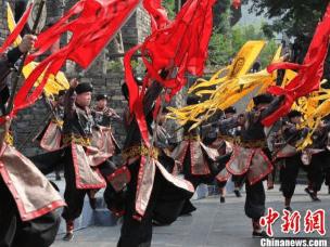 组图:第八届中国长江三峡国际旅游节开幕