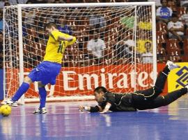 宜昌首办国际标准足球赛 五人制足协杯九月巅峰对决
