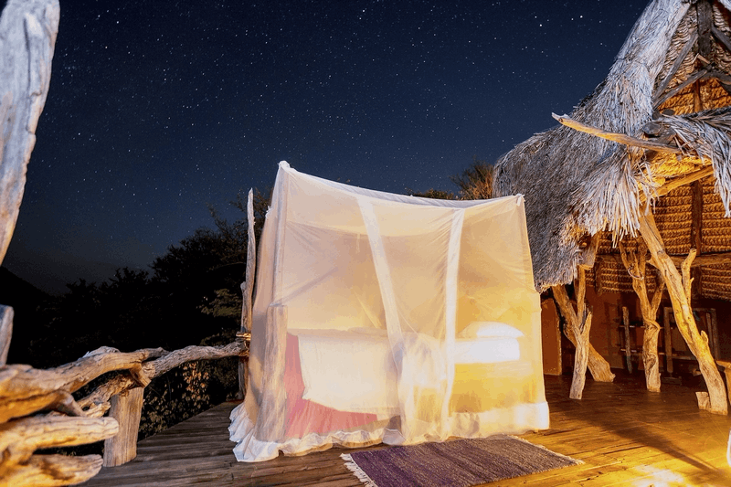 豪气 国家地理旅游者展示全球豪华生态酒店