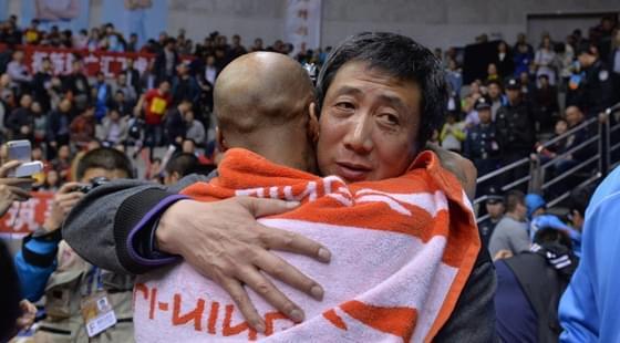马布里与北京前副总袁超感情深厚