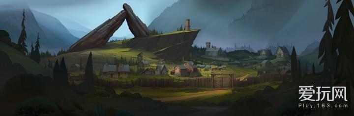 回合制RPG新作《诸神灰烬:救赎》通过绿光