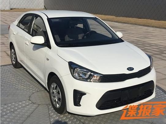 售价低于K2 起亚焕驰全新三厢车8月上市