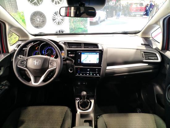 神车也跨界 本田发布欧版飞度X-ROAD车型