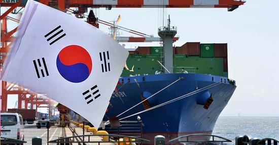 """""""失去""""中国300多天 韩国汽车、造船都快不行了"""