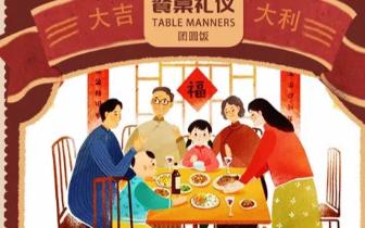 春节期间   这些餐桌上的礼仪请注意
