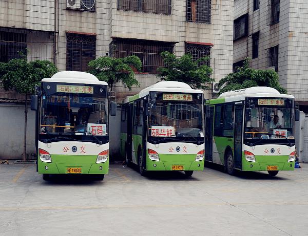 漳州龙海公交票价全面下降 部分线路全程一元