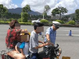全力以赴攻坚克难 漳州全市交警整治交通安全隐患