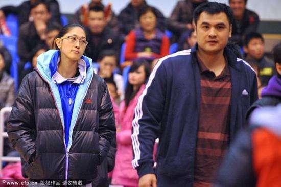 刘玉栋:八一女篮扎根南昌 要打造成百年老店