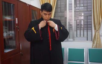 今日我当班 兴安县这个法庭一人一年办结案件247件!