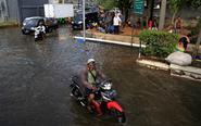印尼首都40%已在海平面下