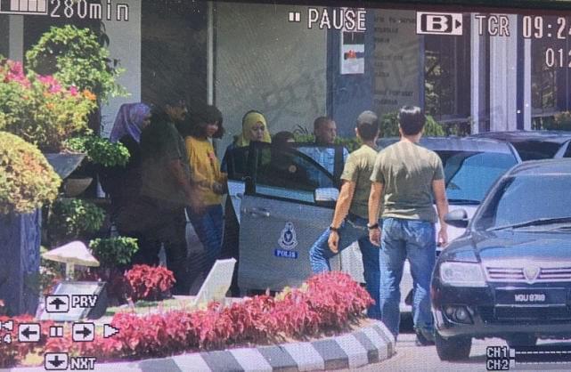 央視記者拍到疑似「謀殺金正男」嫌犯照片 (組圖)