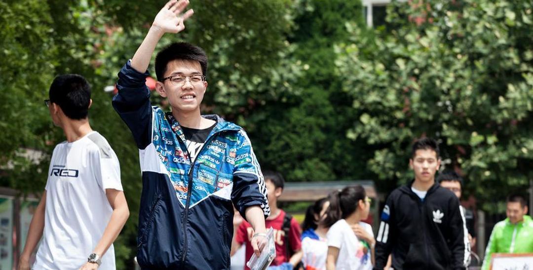 学子加油 直击2017山西高考第一天
