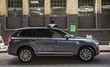 无人车撞死行人 Uber暂停北美所有测试