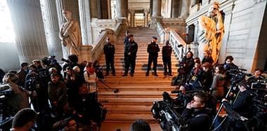 比利时法庭开审 将决定是否遣返加泰前主席
