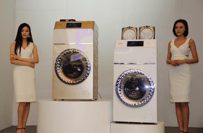 海信洗衣机发布全新品牌主张以及Master大师洗系列新品