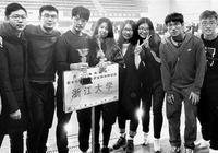 浙大游泳队获三全国冠军 都是学霸高考分数超700