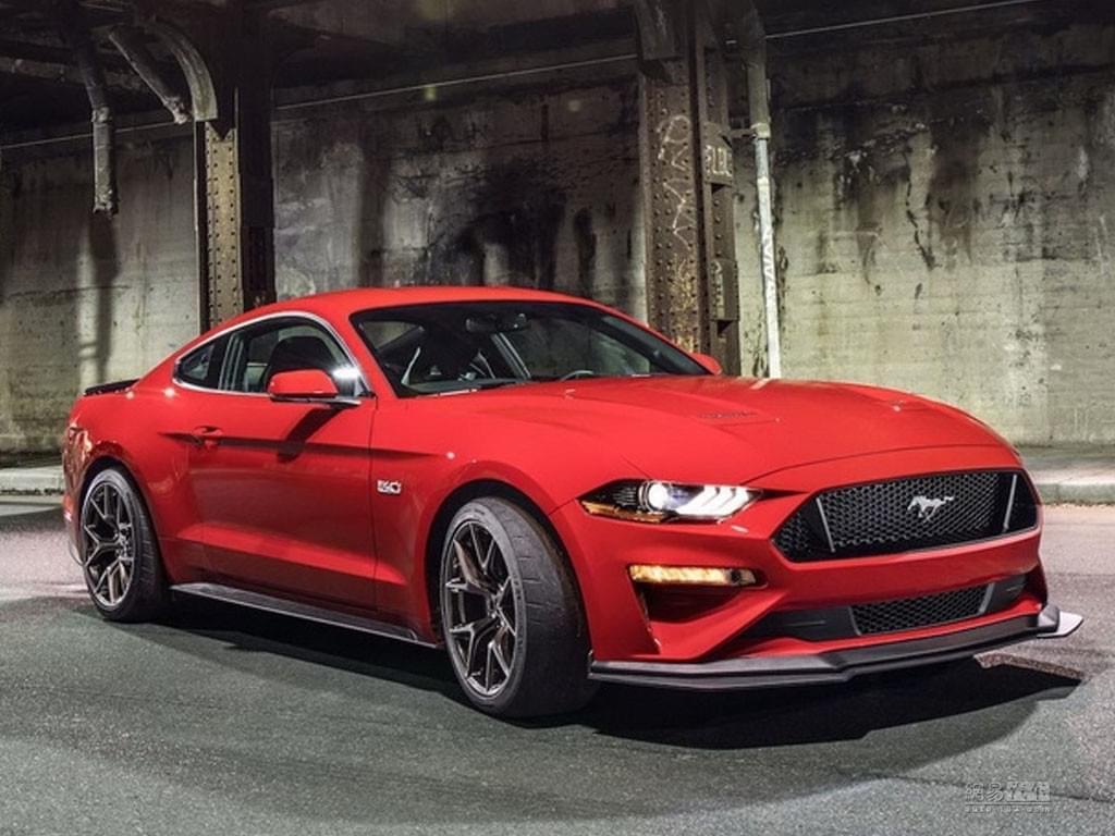 拾得新装备 福特Mustang GT 2阶段官图