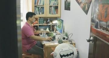 游戏解说阿成和他的600多期视频