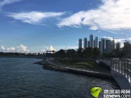 赞!深圳湾滨海休闲带西段即将于7月3日正式开放