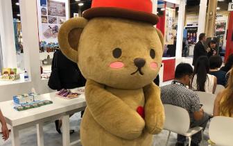 中国动漫形象亮相全球最大品牌授权展