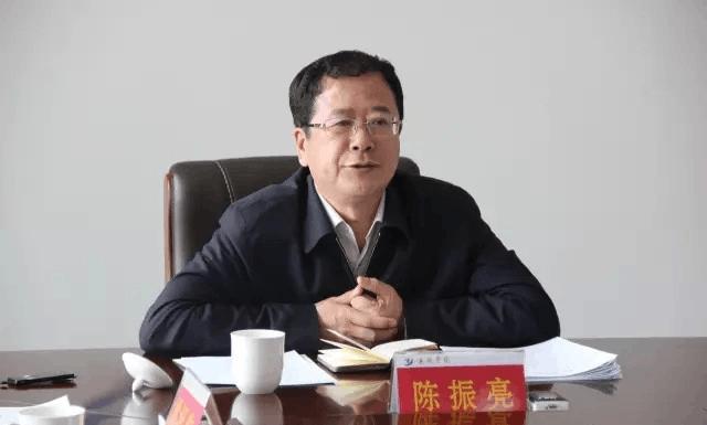 陈振亮:大力推进项目建设 促进经济稳步向好