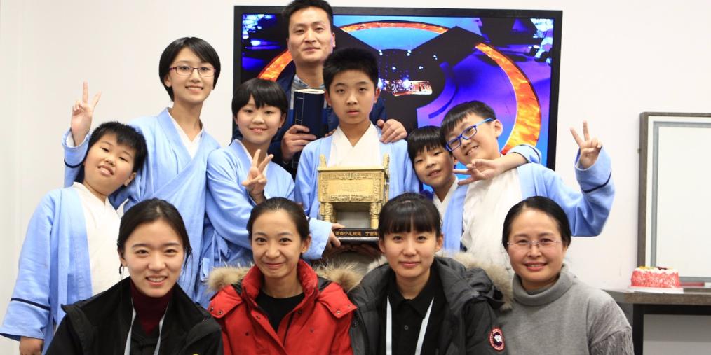 央视《赢在博物馆》收官 邯郸小选手荣获冠军