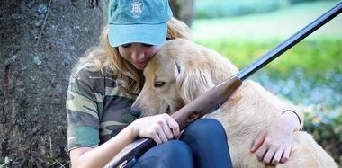 美女兽医的双面生活:救死扶伤同时狩猎动物