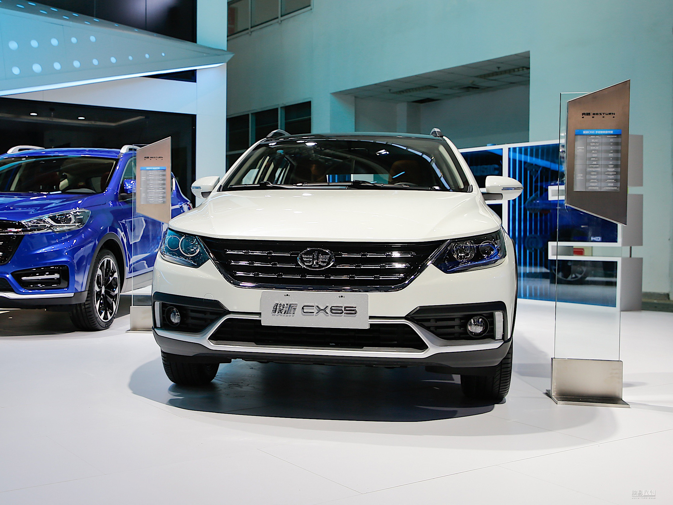 搭载1.5L/1.0T动力 骏派CX65将5月17日上市