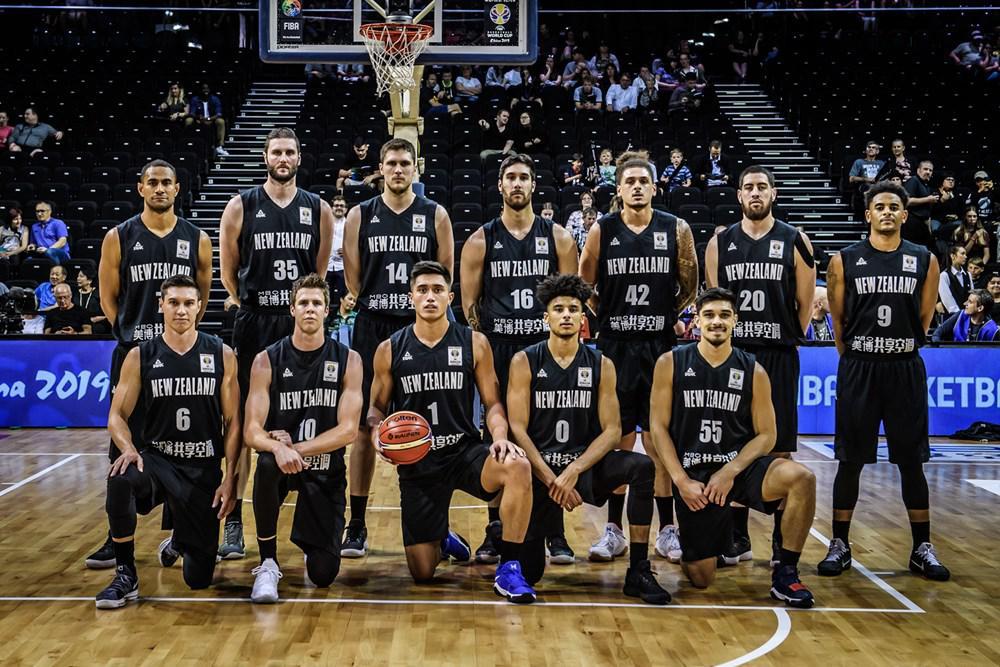 新西兰国家队成员