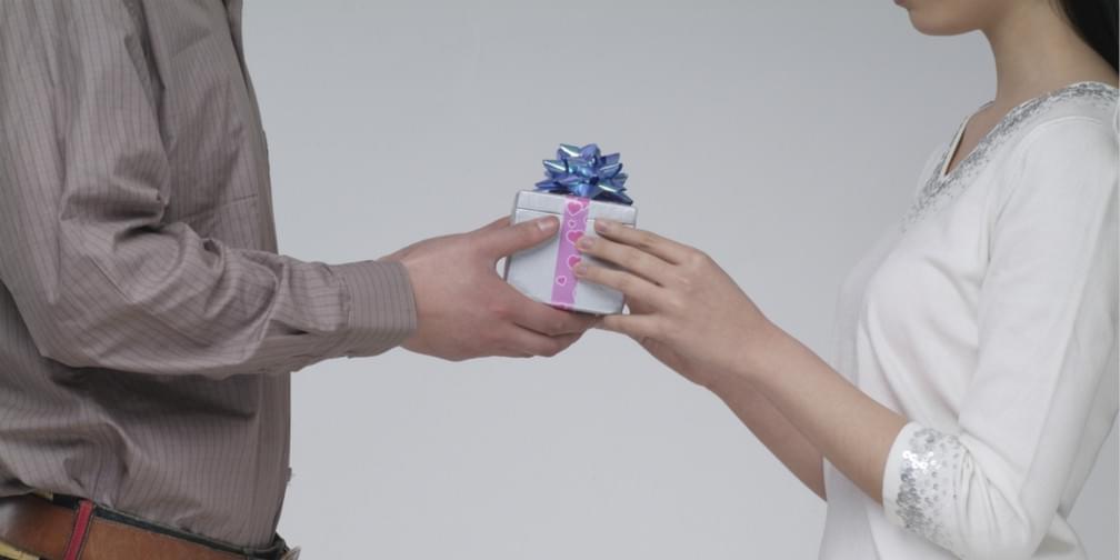 这届直男的情人节礼物有多奇葩?