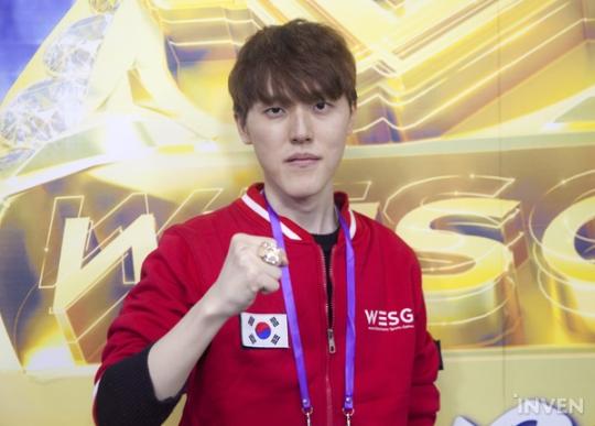 WESG星际2亚太冠军Classic专访:中国选手令人震惊