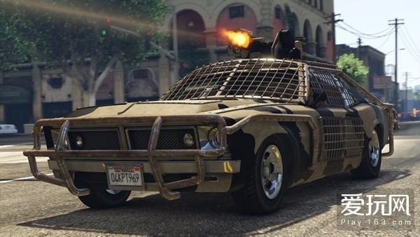 《GTA OL》线上模式 军火走私现已正式上线