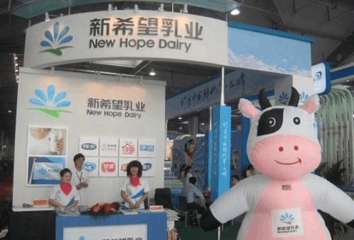 两川企排队IPO 新希望乳业拟单独上市